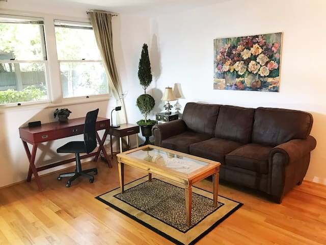 Prime Location Near Stanford - Menlo Park - Apartemen