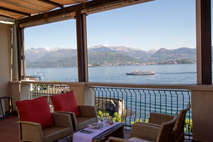 holiday home stresa with terrace - Stresa