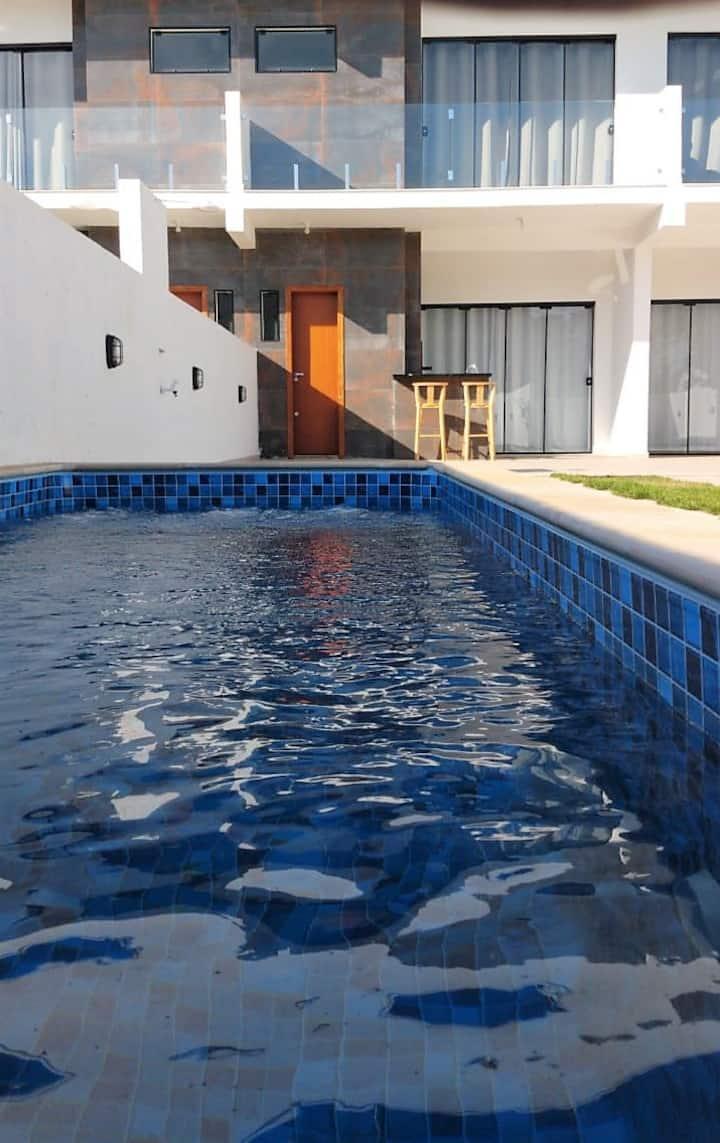 Bela Casa na Ponta do Papagaio, casa 02