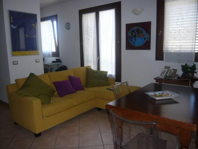 Appartamento nella città Patrimonio Dell'Unesco - Ferrara - Wohnung