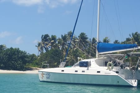 Explore Grenadines on Luxury Catamaran Yacht