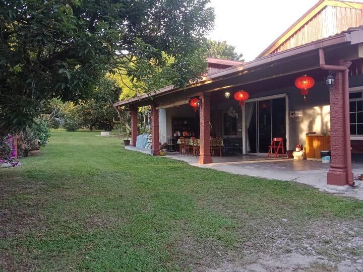 Orchard Homestay in Rawang.