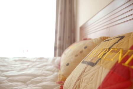 HaNoi view on 3 convenient bedrooms - Lakás