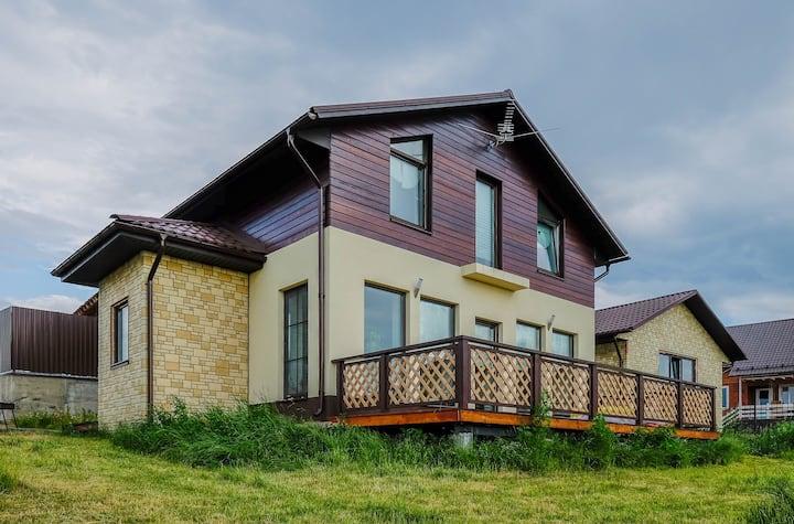 ALLOMAKAR PREMIUM 🍀 Green Sloboda Project home I