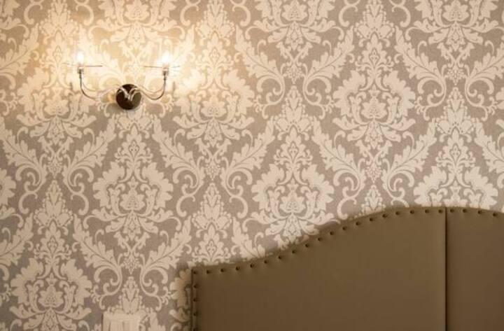 Camera quadrupla con letto a castello in hotel***