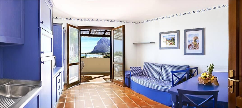 Attico Cala Mancina Resort con Piscina - in Centro