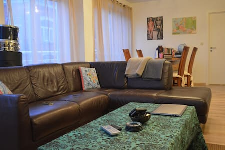 Cozy one room appartment close to EU quartier - Etterbeek - Appartement
