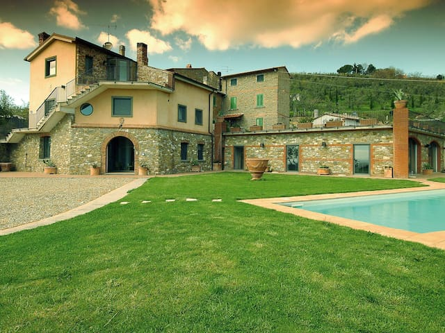 Holiday apartment La Capanna
