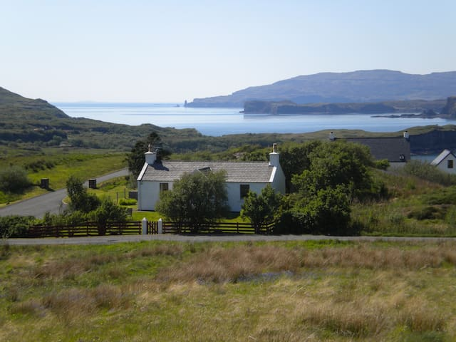 25 Fiscavaig, Carbost, Isle of Skye - Carbost - Μπανγκαλόου
