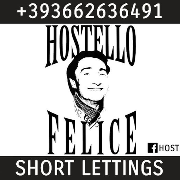 Hostello Felice is a Home Rental Company actually managing more than 10 apartments in Naples.