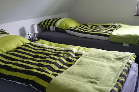 Ferienwohnung nähe Steinhuder Meer - Rehburg-Loccum - 公寓