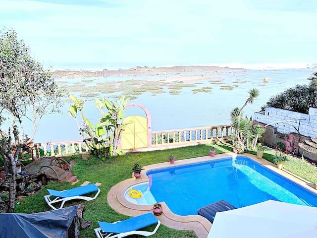 Aux Moules De Harhoura Rabat