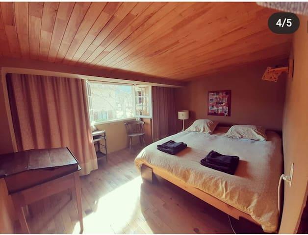 chambre idéale pour une étape au Mas d'Azil