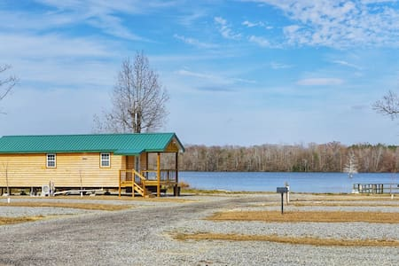 Greene's Pond Mini Cabin - Elizabethtown - キャビン