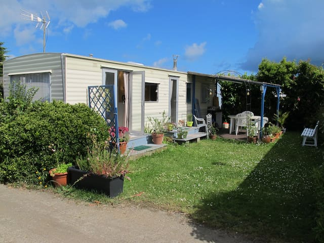 LOUE MOBIL-HOME A CANCALE