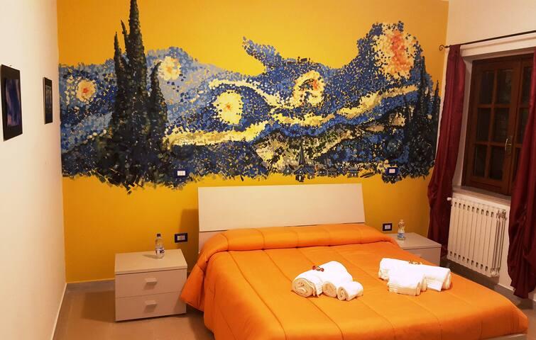 Splendida camera matrimoniale con bagno privato - Catanzaro - Bed & Breakfast