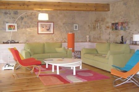 Maison de village avec piscine - Ladern-sur-Lauquet - 独立屋