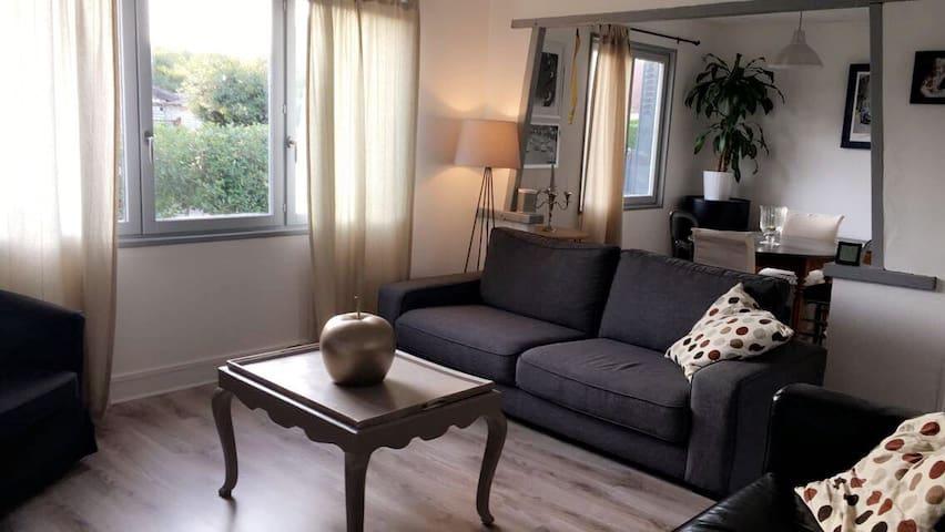 Maison agréable à 3 minutes du centre du Vaudreuil