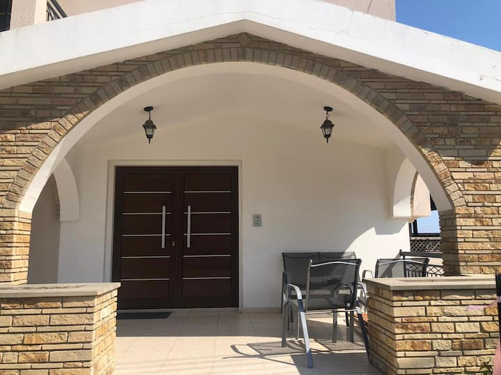 Large 3 Bed Refurbished House in Cypriot Village
