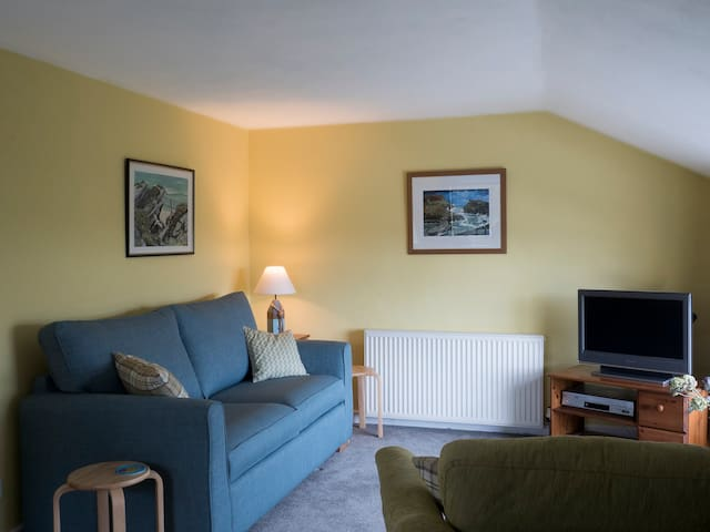 Detached Boscastle apartment with amazing views - Boscastle - Leilighet