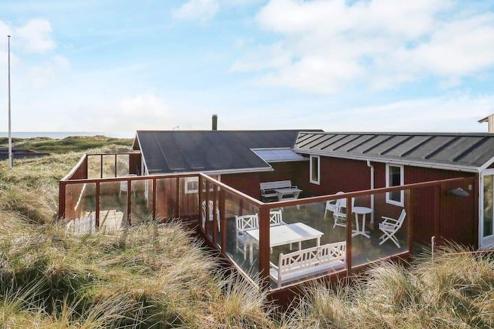 Incredibile casa vacanze a Løkken vicino al mare