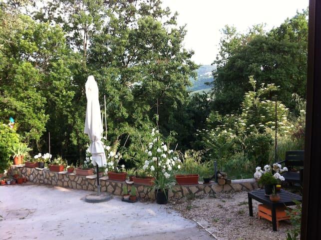 Alloggio In Sabina nei pressi della Via Francigena