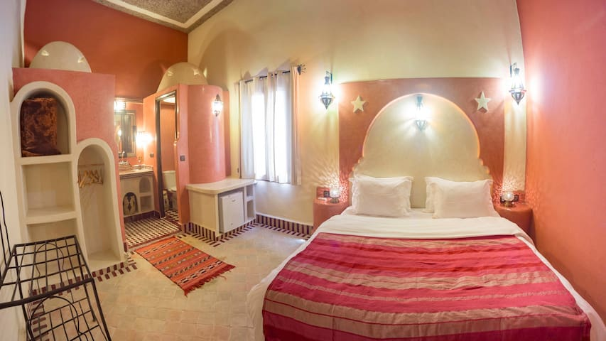 Riad Dar Hassan - Double Room - Hassilabied - Aamiaismajoitus