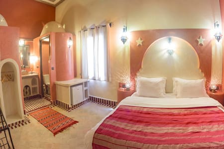 Riad Dar Hassan - Double Room - Hassilabied - Bed & Breakfast