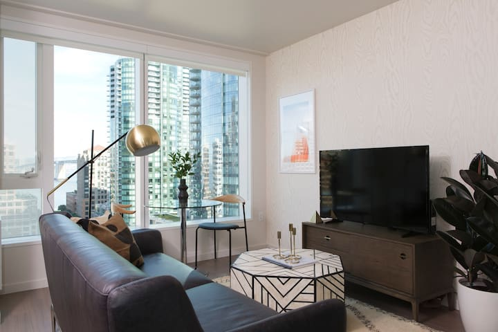 Sleek 1BR in Rincon Hill by Sonder