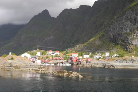 Lofoten Light - Å i Lofoten