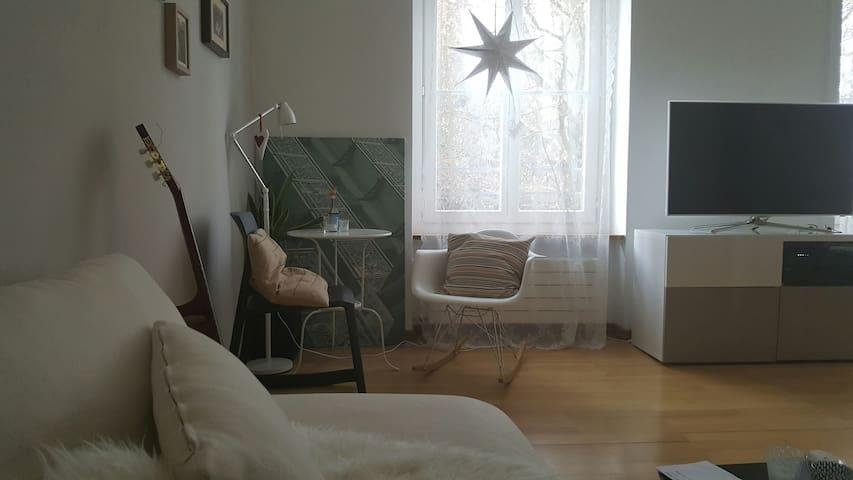 Perfekte Lage ruhig und Stadtnah - Riehen - Lägenhet