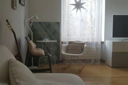 Perfekte Lage ruhig und Stadtnah - Riehen - Appartamento