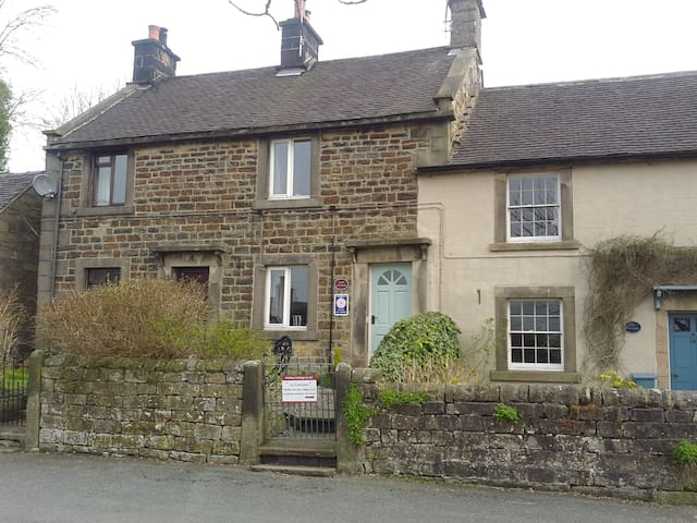 Ruby Cottage, Longnor, nr Buxton. Peak District - Longnor - Haus