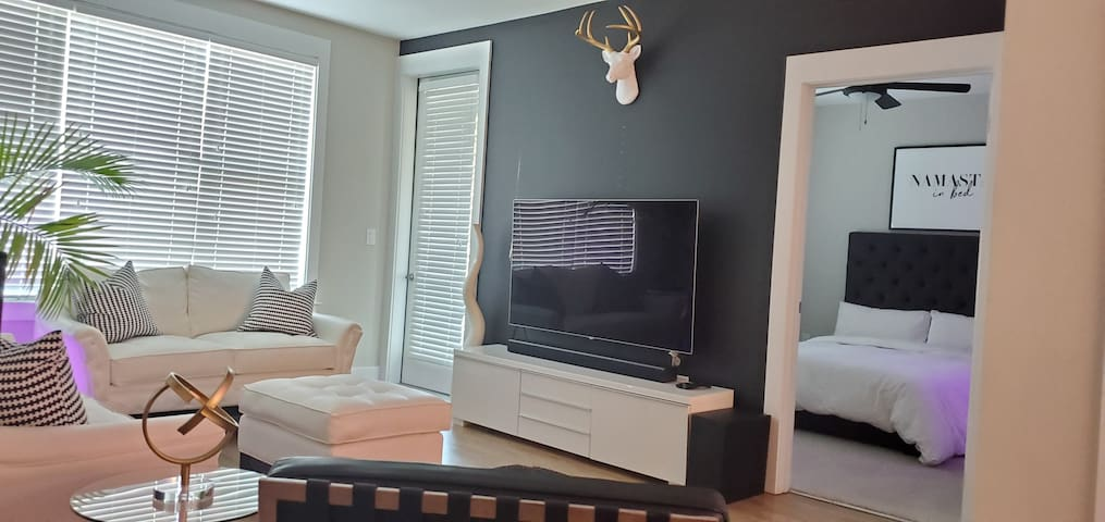 Lux Getaway Minutes From Uptown Charlotte