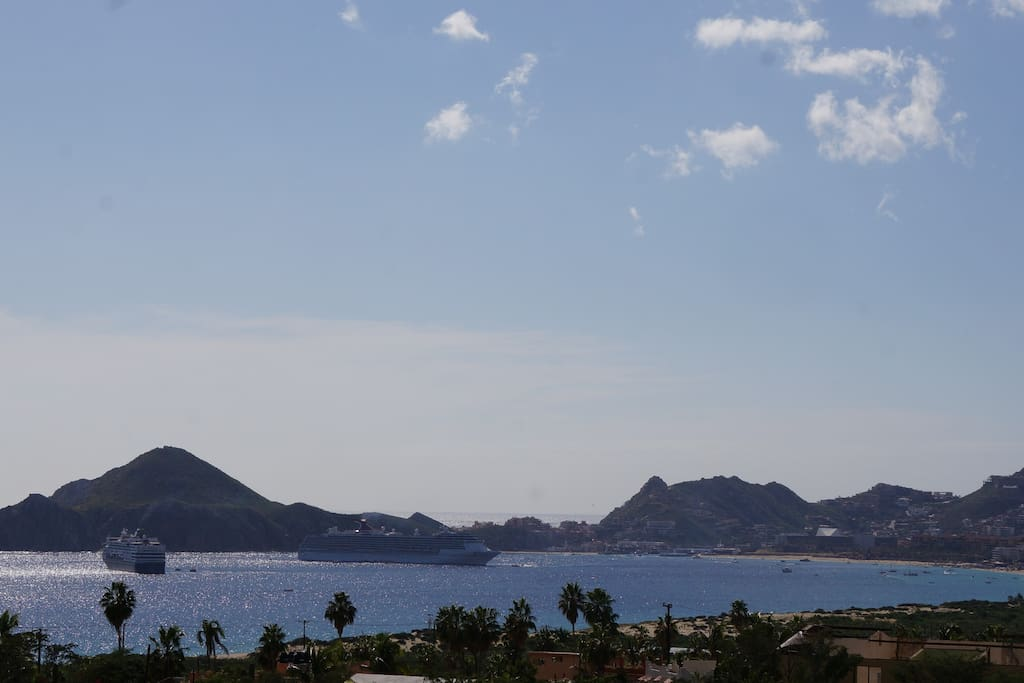 Enjoy one of the best views in Cabo!