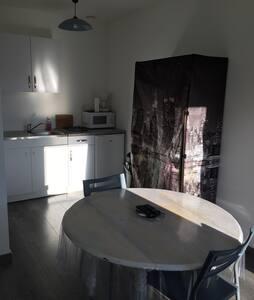 Studio 3 tout confort, situé à la campagne