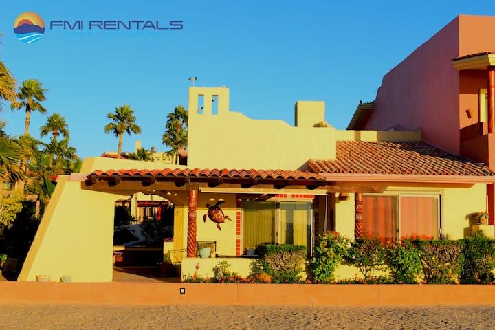 Marina Pinacate Villa-21 (2 B/2 B) By FMI Rentals * Ocean-view Ground-floor *