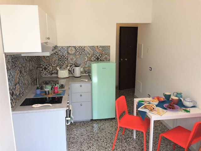 Your home in the centre of Monopoli, for 4 people