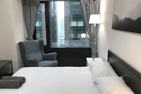 2 Bedroom Apartment @ Qsquare/Taipei Main Station