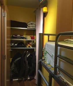 HABITACION CON LITERA - Apartment