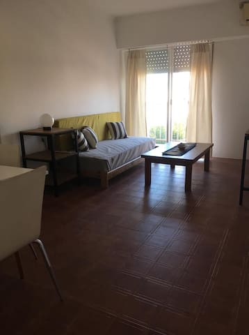 Apartment with balcony in Palermo.