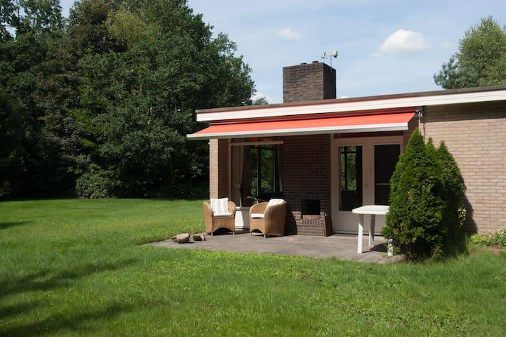 Vakantiehuisje in buitengebied van Dalfsen
