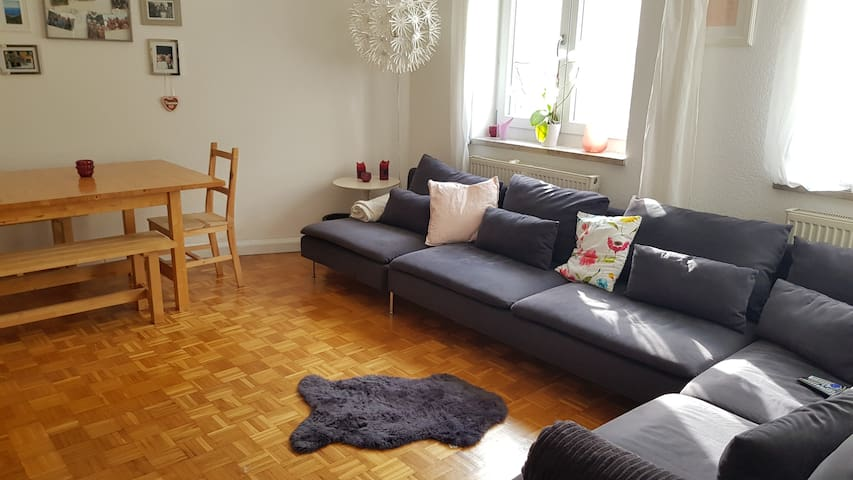 Bright and Sunny Flat in Passau's Centre