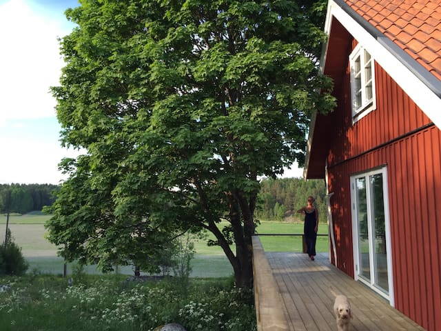 Big country house close to the sea - Nyköping - House