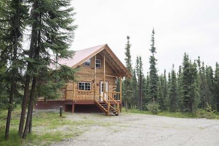 Alaska Aurora Adventures Northstar Cabin