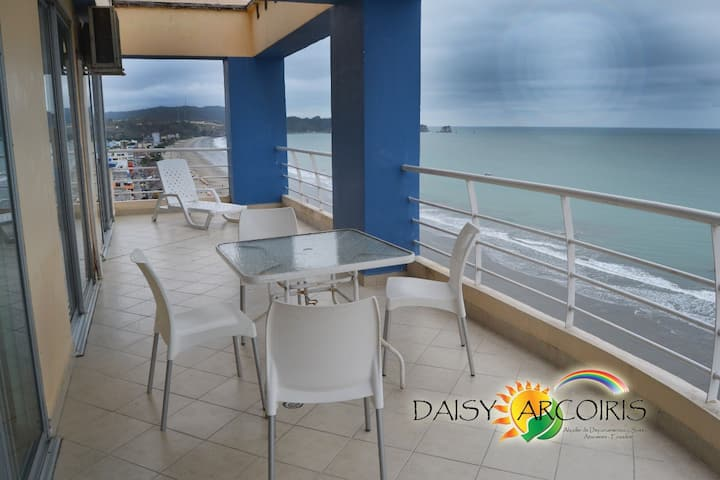 Daisy Arco Iris -A-1001 (vista al mar)
