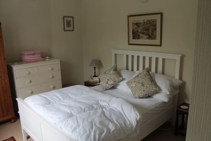 Ground floor double bed room