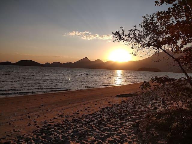 Beach Suíte 3  - Praia