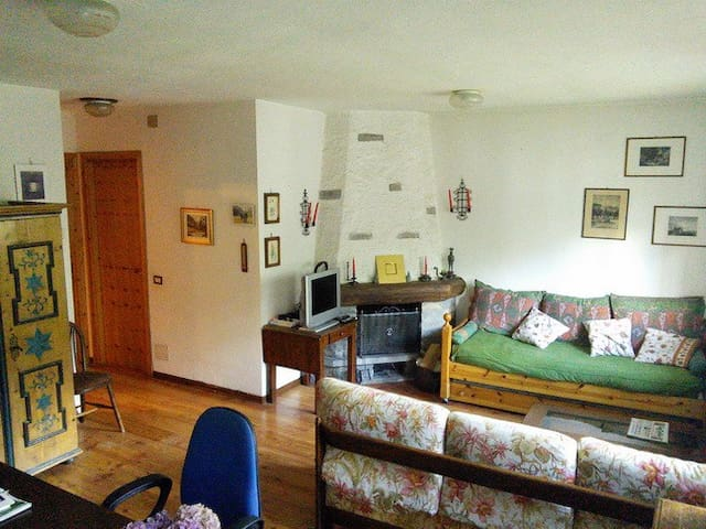 The grandmother's house - La Salle - Appartement