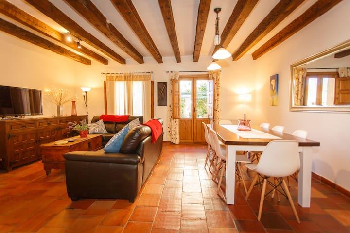 Casa del Panadero en la Villa de Pedraza